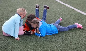 Более 300 тысяч жителей Красноярья получили «президентские» 10 тысяч на детей