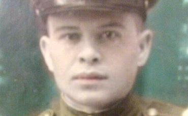 Младший лейтенант Николай Степанович Ломкин (1922 – 1974)