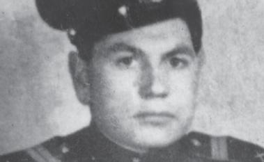 Гвардии сержант Иван Демьянович Каськаев (1926 — 1990)