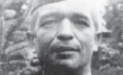 Красноармеец Степан Назарович Бобылёв (1907 – 1977)