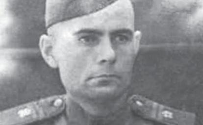 Младший сержант Семён Кузьмич Моргун (1913 — 1997)