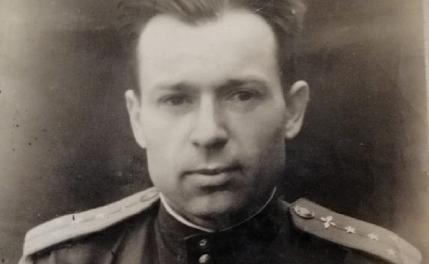 Капитан Григорий Маркович Кабаев (1907 — 1979)