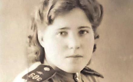 Рядовая Клавдия Васильевна Кузьмина (1925 — 2000)