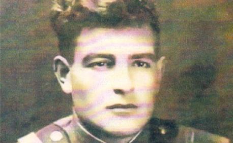 Старшина войск связи Николай Иванович Корчагин (1917 — 1980)