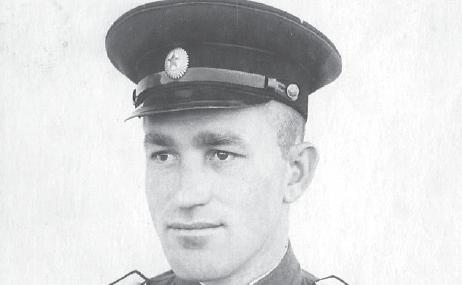 Гвардии сержант Иван Никифорович Черных (1924 — 2007)