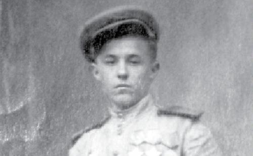 Гвардии сержант Головко Николай Тимофеевич (1925 – 2003)