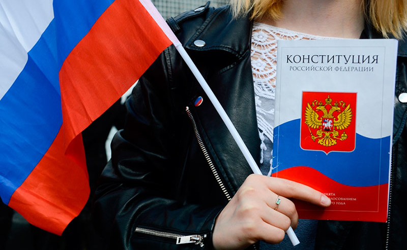 В Норильске появился первый победитель викторины на знание Конституции