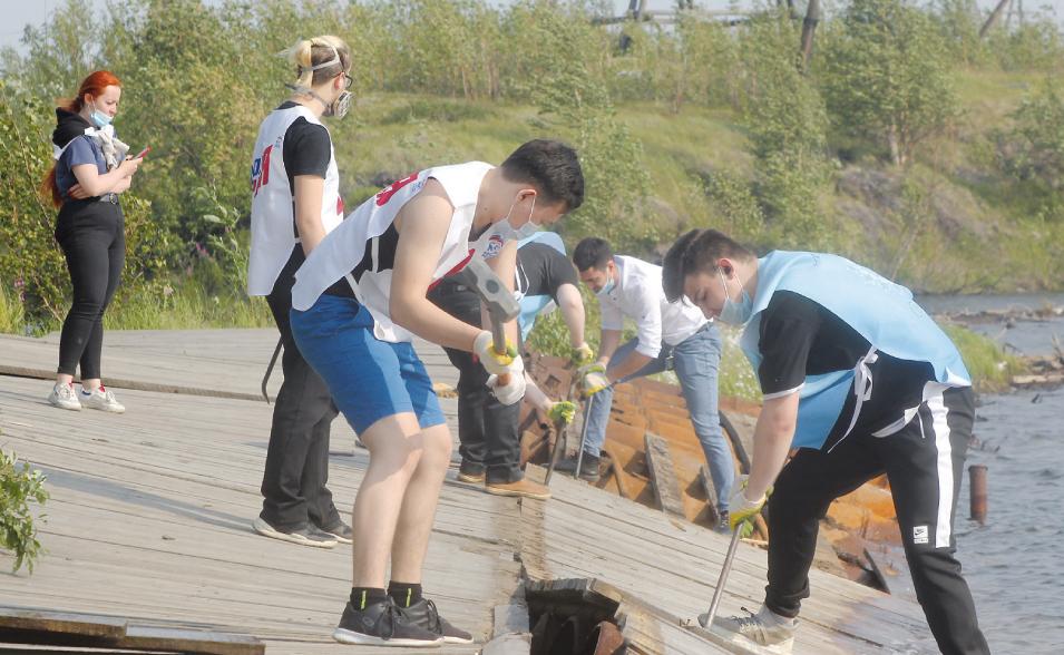 Рассекая волны. Началась трансформация лыжной базы «Оль–Гуль» в спортивно–туристический комплекс